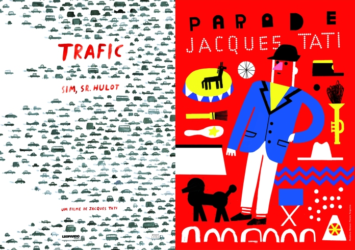 Jacques-Tati-andre letria e Madalena Matoso