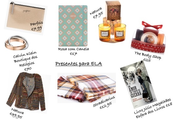Presentes ELA